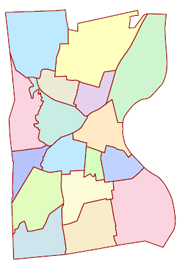 Hartford City Neighborhoods